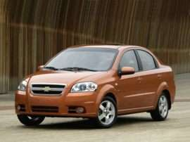 Chevrolet Aveo Sales: Up 329 Percent in October