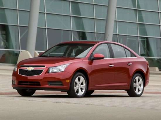 New Chevrolet Cruze Hatchback Set for Paris Debut