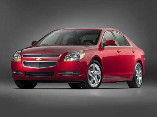 Chevrolet Malibu Boosts GM in June Sales