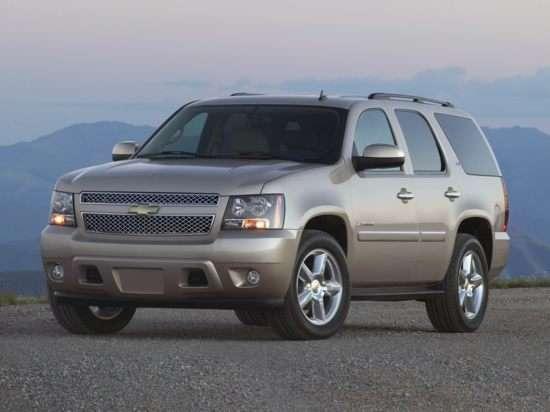 """Chevrolet Tahoe: """"Real SUV"""" Sales Leader"""