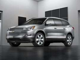 Car Hunters Target the Chevrolet Traverse