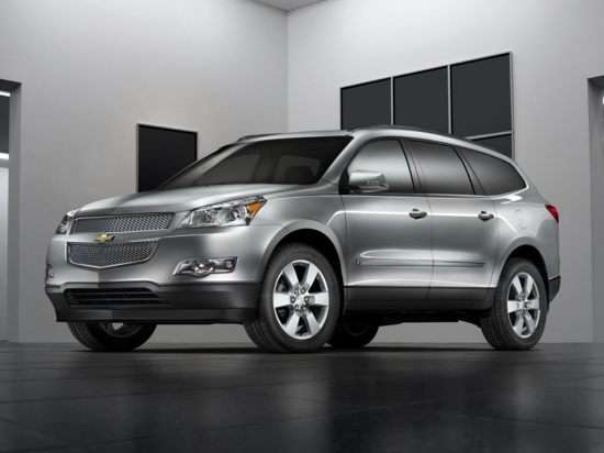 The Chevrolet Traverse Was Here First