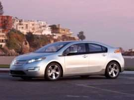 2011 Chevrolet Volt Gets Official MPG Rating