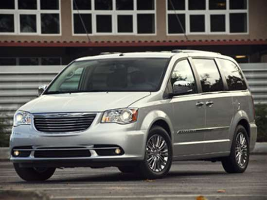 04. 2011 Chrysler Town & Country