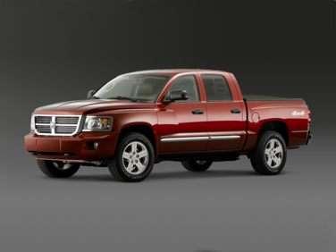 2011 Dodge Dakota Bighorn/Lonestar 4x4 Crew Cab