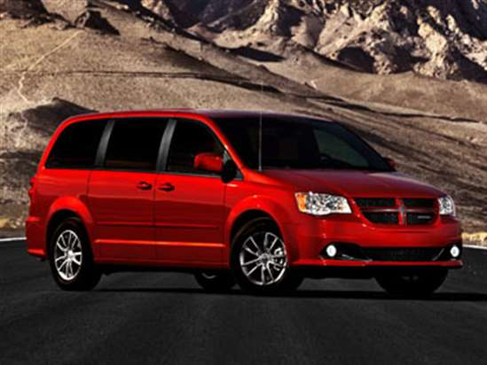 Chrysler Reveals Hotter 2011 Dodge Grand Caravan