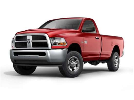 Dodge Ram Enters the Torque War With Upgraded Diesel