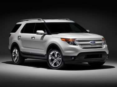 2011 Ford Explorer XLT 4x4