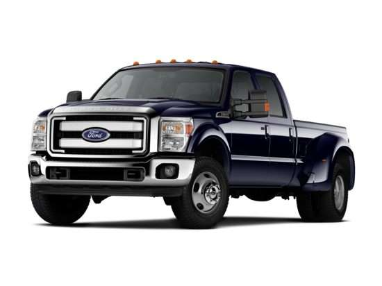 2011 Ford F-Series Super Duty Improves Fuel Economy and Power
