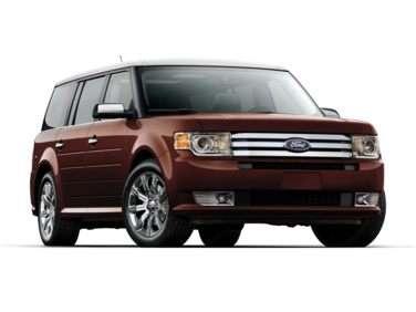 2011 Ford Flex Titanium w/EcoBoost AWD