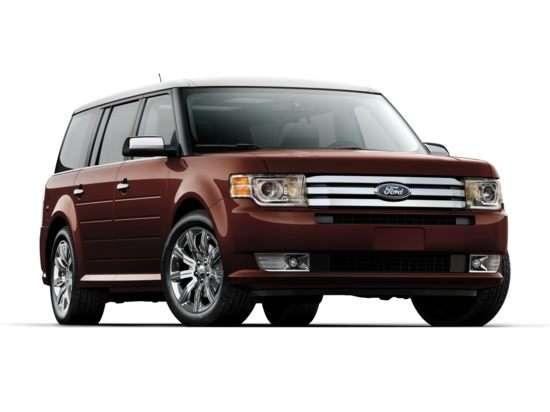 2011 Ford Flex Limited w/EcoBoost AWD