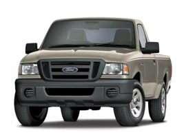 2011 Ford Ranger XL 2dr 4x2 Regular Cab Styleside 6 ft. box 111.5 in. WB