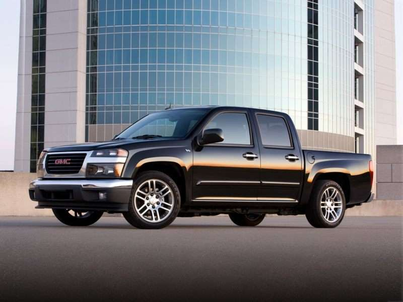2011 GMC Canyon  Crew Cab