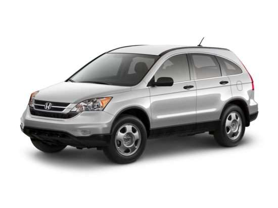 Honda CR-V: Current Model