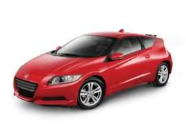 Future Honda CR-Z to Offer Gas-only Engine