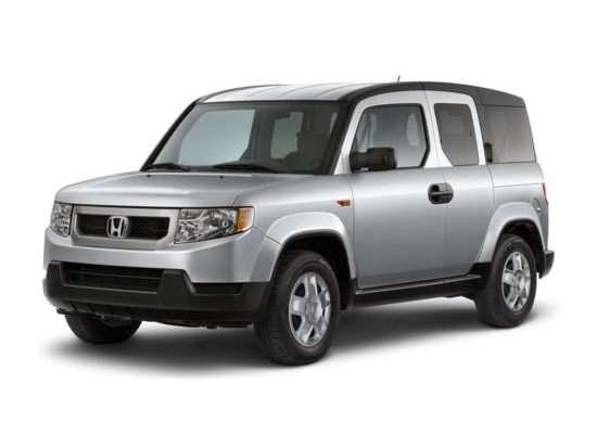 Honda Element Going Away After 2011