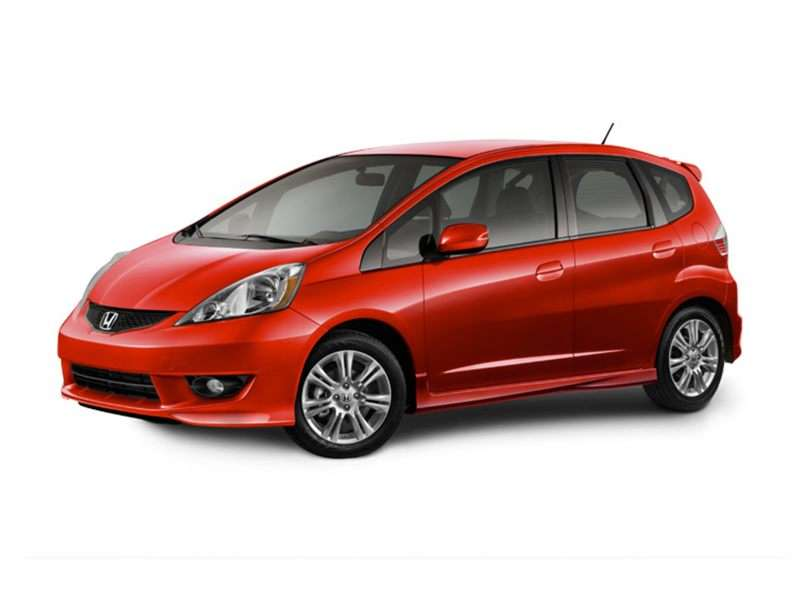 2011 Honda Fit Pictures Including Interior And Exterior