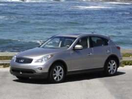Infiniti Announces Updates, Pricing on New 2011 Infiniti EX