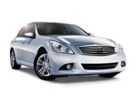 2011 Infiniti G25x Base 4dr All-wheel Drive Sedan