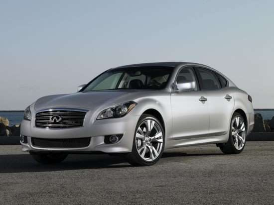 EPA Rates 2012 Infiniti M35h at 32 MPG Highway