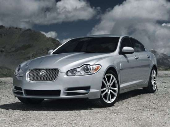 2011 Jaguar XF Base