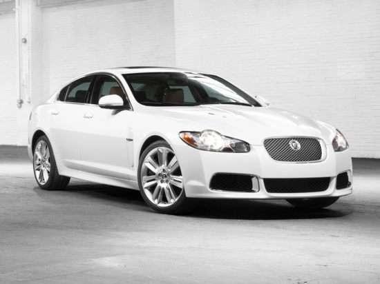 2011 Jaguar XF XFR