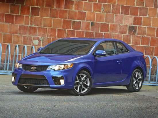 Kia Forte Koup Prepped for 2011 Racing Season