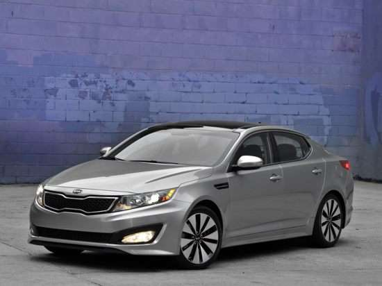 EPA Estimates Put 2011 Kia Optima at Top of Mid-size MPG List