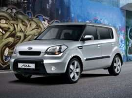 Kia Soul: Imported from Hamsters?
