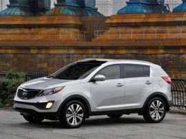 Kia Sportage Burns More Rubber, Less Gas