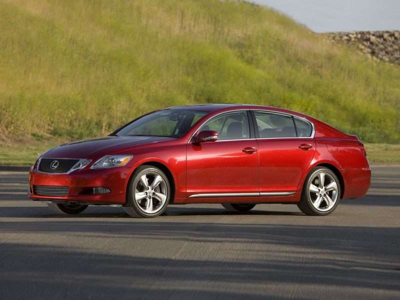 Research the 2011 Lexus GS 460