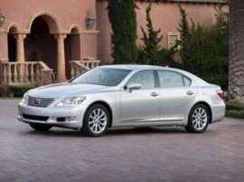 2011 Lexus LS 460 Base 4dr Rear-wheel Drive Sedan