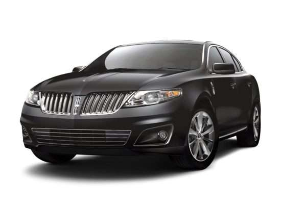 Krome on Cars on the Lincoln MKS  and Ford