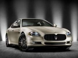 2011 Maserati Quattroporte Base 4dr Sedan