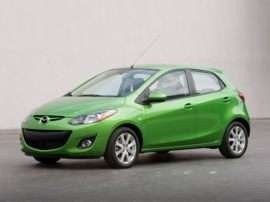 2011 Mazda MAZDA2 Overview