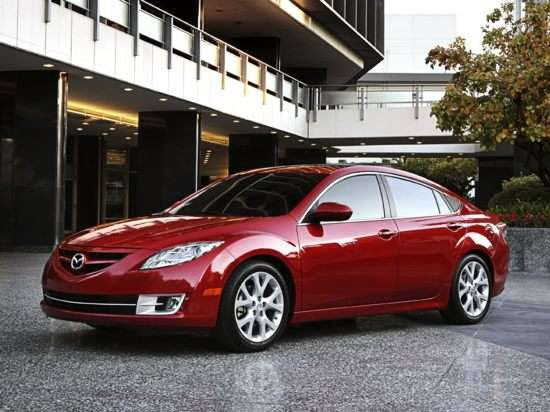 Mazda to Cease U.S. Production of MAZDA6, New Mid-Size Sedan Coming from Japan