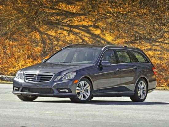 2011 Mercedes-Benz E-Class drops top but not expectations