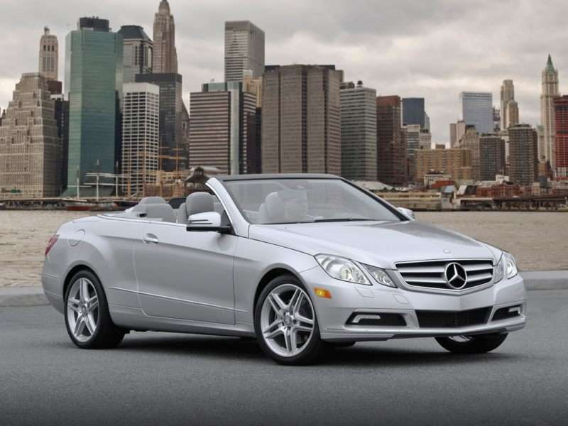 10 things you should know about the 2011 mercedes benz e