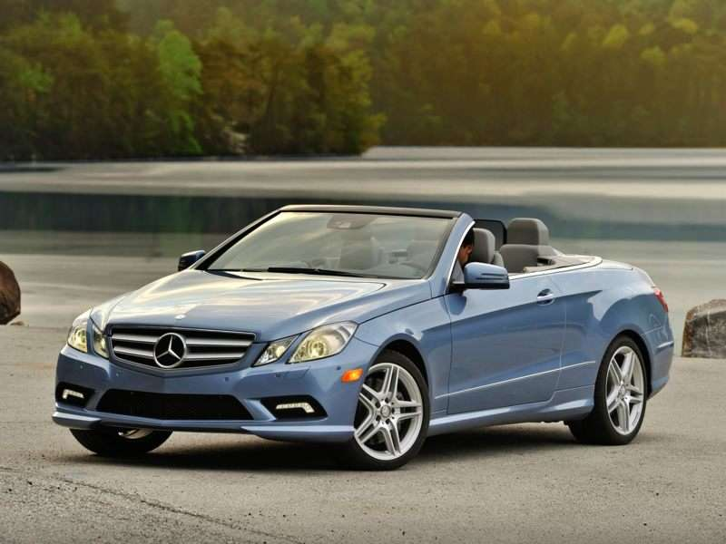 10 Things You Should Know About the 2011 Mercedes-Benz E-Class Cabriolet
