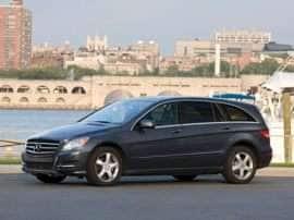 2011 Mercedes-Benz R-Class Base R350 4dr All-wheel Drive 4MATIC