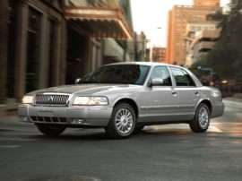 2011 Mercury Grand Marquis LS (Fleet Only) 4dr Sedan