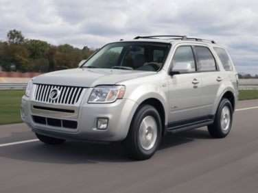 2011 Mercury Mariner 