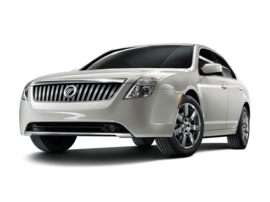 2011 Mercury Milan Base 4dr Front-wheel Drive Sedan