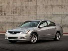 2011 Nissan Altima Overview