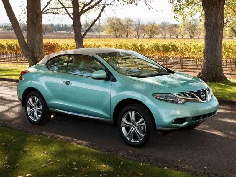 2011 Nissan Murano CrossCabriole…