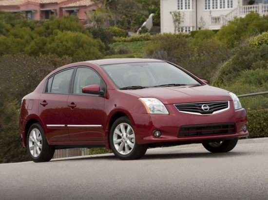 new 2011 nissan sentra improves on gas mileage. Black Bedroom Furniture Sets. Home Design Ideas