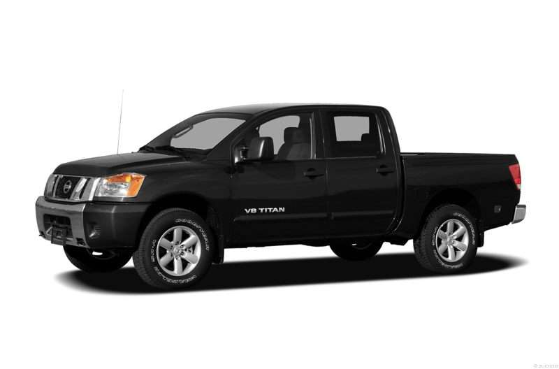 Research the 2011 Nissan Titan