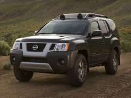 2011 Nissan Xterra X 4dr 4x2