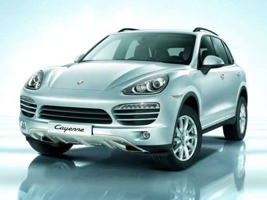 Diesel Porsche Panamera, Porsche Cayenne Models Being Considered for U.S.