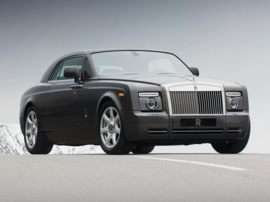 2011 Rolls-Royce Phantom Coupe Base 2dr Coupe